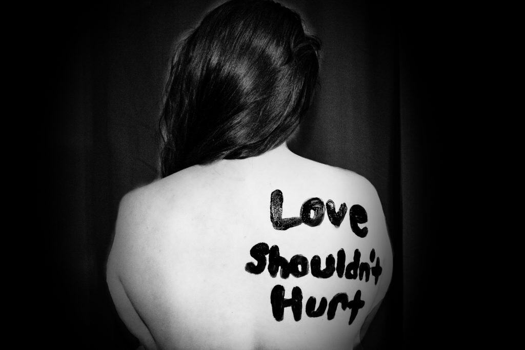 Love Shouldnt Hurt