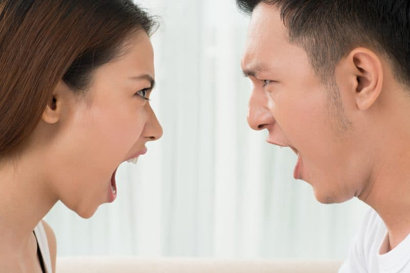 Everything they do irritates you - this could be a sign of an unhappy marriage